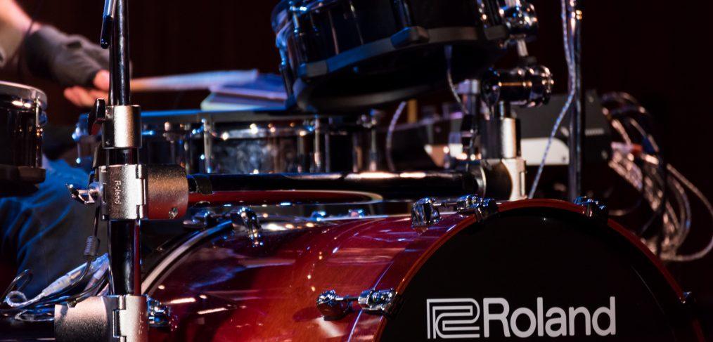 V-Drums Challenge Etkinlik Fotoğraf Çekimi