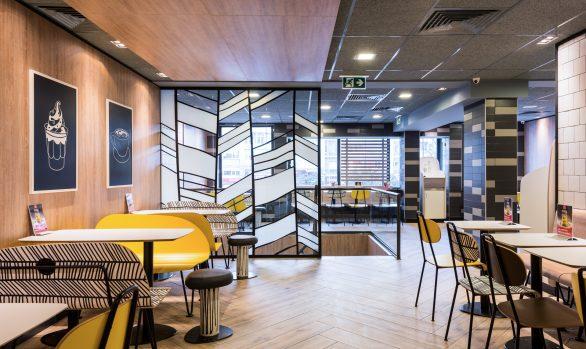 McDonalds - Şişli Meydan