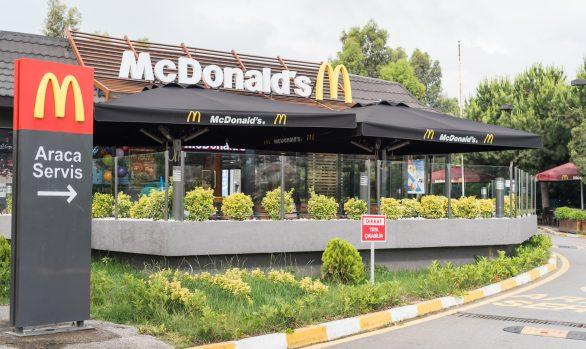 McDonald's - Çayırova