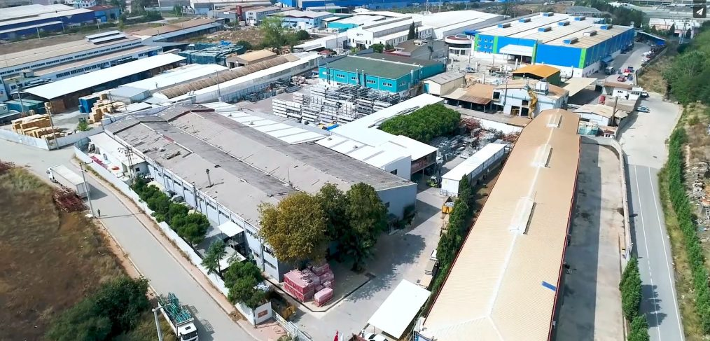 Tuna Yapı Fabrika Tanıtım Videosu