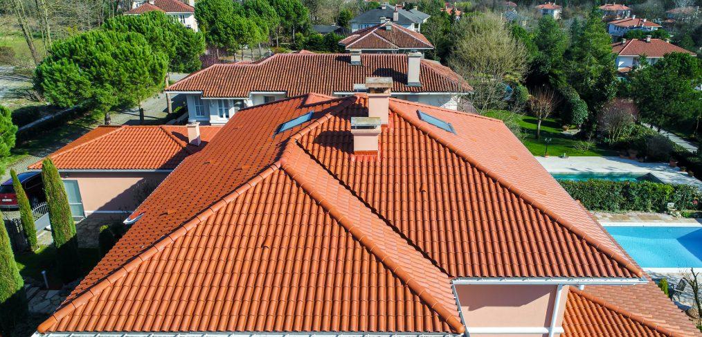 KM Yapı Çatı Drone Çekimleri